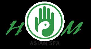 HM Asian Spa logo