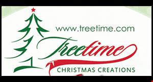 Treetime Christmas Creations - Artificial Christmas Trees logo