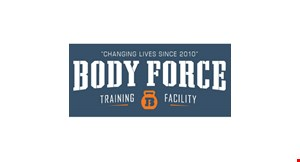 Body Force logo