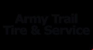 Army Trail Tire & Service logo