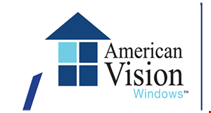 In Focus American Vision Windows logo