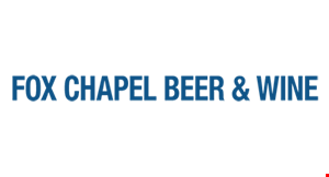 Fox Chapel Beer & Wine logo