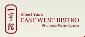ALBERT YAU'S EAST WEST BISTRO logo