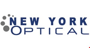 Product image for New York Optical $99 OFF Designer Frames.