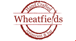 Wheatfields Restaurant & Bar logo