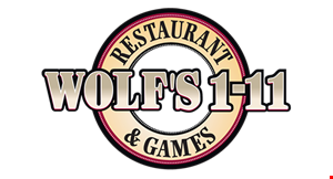 Wolf's 1-11 logo