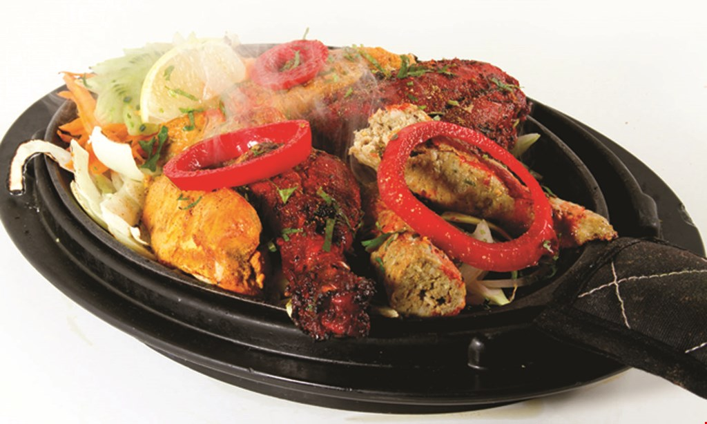 Product image for Sizzling Bombay Free buffet