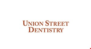 Union Street Dentistry logo