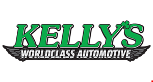 Kelly's World Class Automotive logo