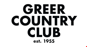 Greer Country Club logo