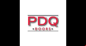 PDQ Doors logo