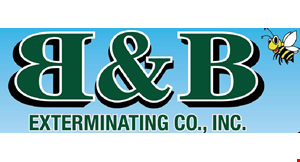 B & B Exterminating logo