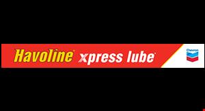 Xpress Lube Havoline logo
