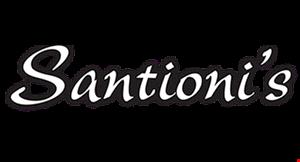 Santioni's Italian Restaurant logo