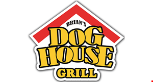 Brian's Dog House Grill logo