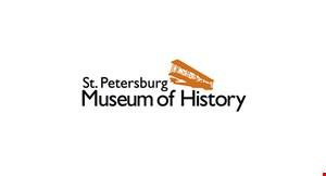 St. Petersburg Museum of History logo