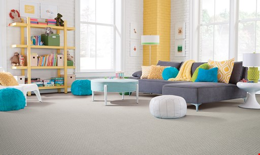 Product image for Couch Potato Carpet & Flooring $100 Off any job of $1000 or more, $300 Off any job of $3000 or more.
