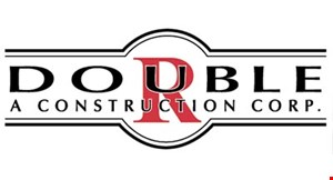 Double R a Construction Corp logo