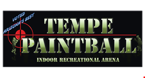 Tempe Indoor Paintball logo