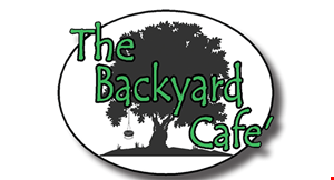 The Backyard Cafe logo