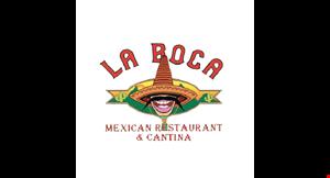 La Boca Mexican Restaurant & Cantina logo
