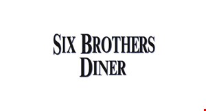 Six Brothers Diner logo