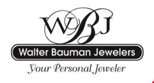 WALTER BAUMAN JEWELERS logo