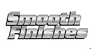 Product image for Smooth Finishes Professional Detailing $77.47 For A Deluxe Blitz Detailing Package (Reg. $154.95)