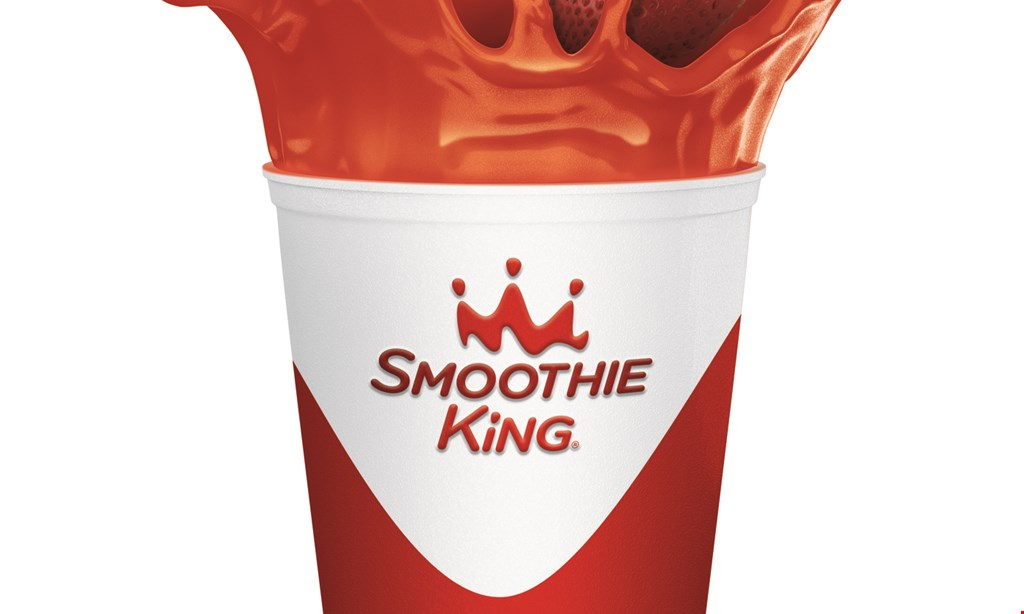 Product image for SMOOTHIE KING $2.99 \ 20oz smoothie