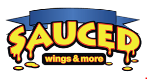 Sauced Wings & More logo