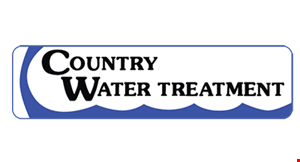 Country Water Treatment logo