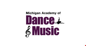 Michigan Academy of Dance & Music logo