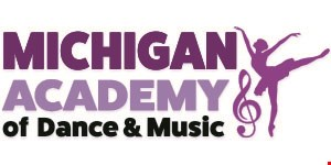 Product image for Michigan Academy of Dance & Music Fall Classes & Lessons $20 off First Month