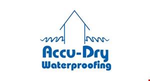 Accu-Dry logo