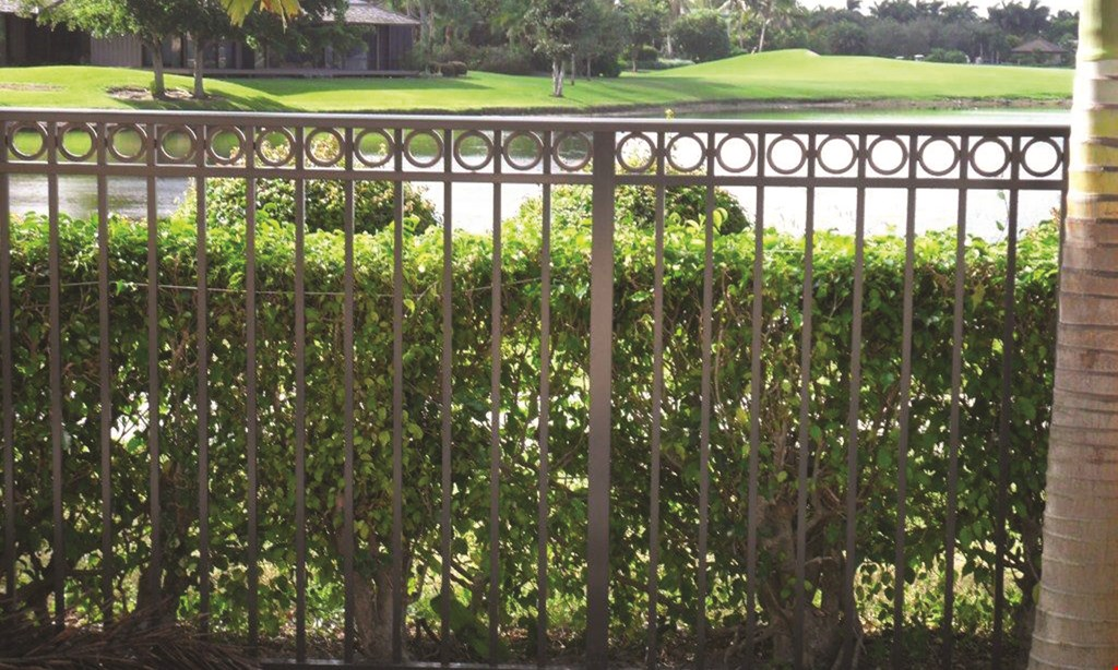 Product image for Allied Aluminum Railing $50 OFF any job of $1000 or more