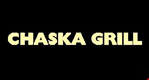 Chaska Grill logo