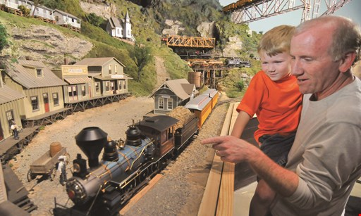 Product image for Entertrainment Junction $4.00 off Do It All Ticket