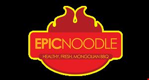 Epic Noodle logo