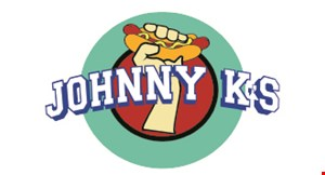 Johnny K's logo