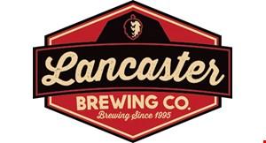 Lancaster Brewing Company logo