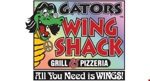 Gators Wing Shack logo