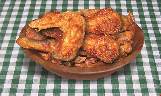 Product image for Gators Wing Shack 20% Off entire food bill