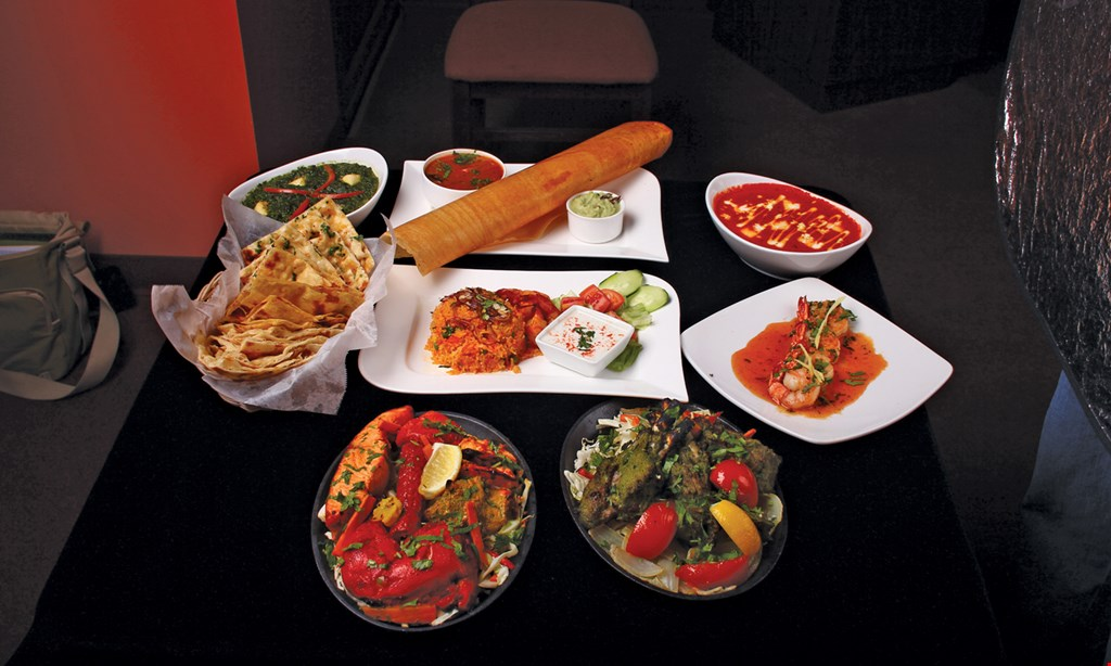 Product image for Rangoli Indian Cuisine $10 OFF ANY PURCHASE OF $50 OR MORE. EXCLUDES BUFFET & DELIVERY.