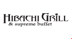 Hibachi Grill logo