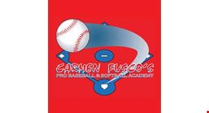 Carmen Fusco's Pro Baseball & Softball Academy logo