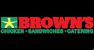 Browns Chicken Pasta logo