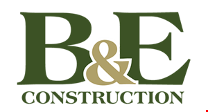 Product image for B&E Construction $1,000 off remodeling project of $10,000 or more.