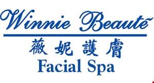 Winnie Beaute Facial Spa logo