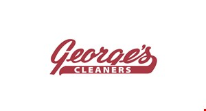 Product image for George's Cleaners $15 For $30 Worth Of Dry Cleaning