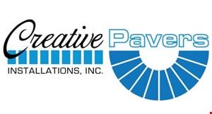 Creative Pavers logo